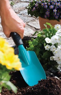 Gardening Digging Soil